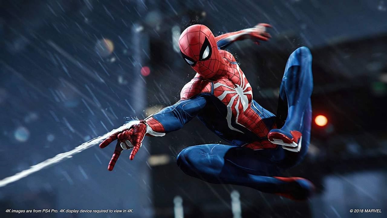 Sony snatches up Spider-Man developer Insomniac Games