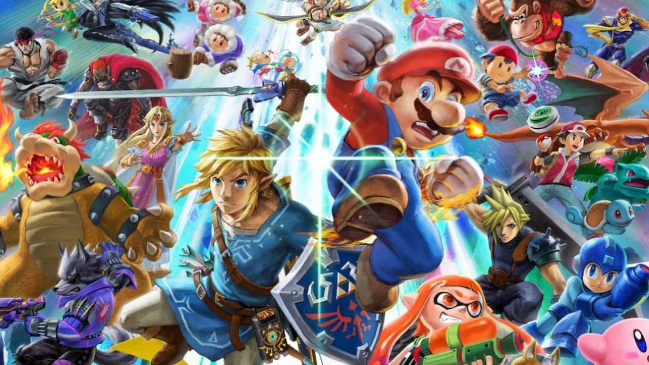 Super Smash Bros. Ultimate set a huge record at EVO 2019