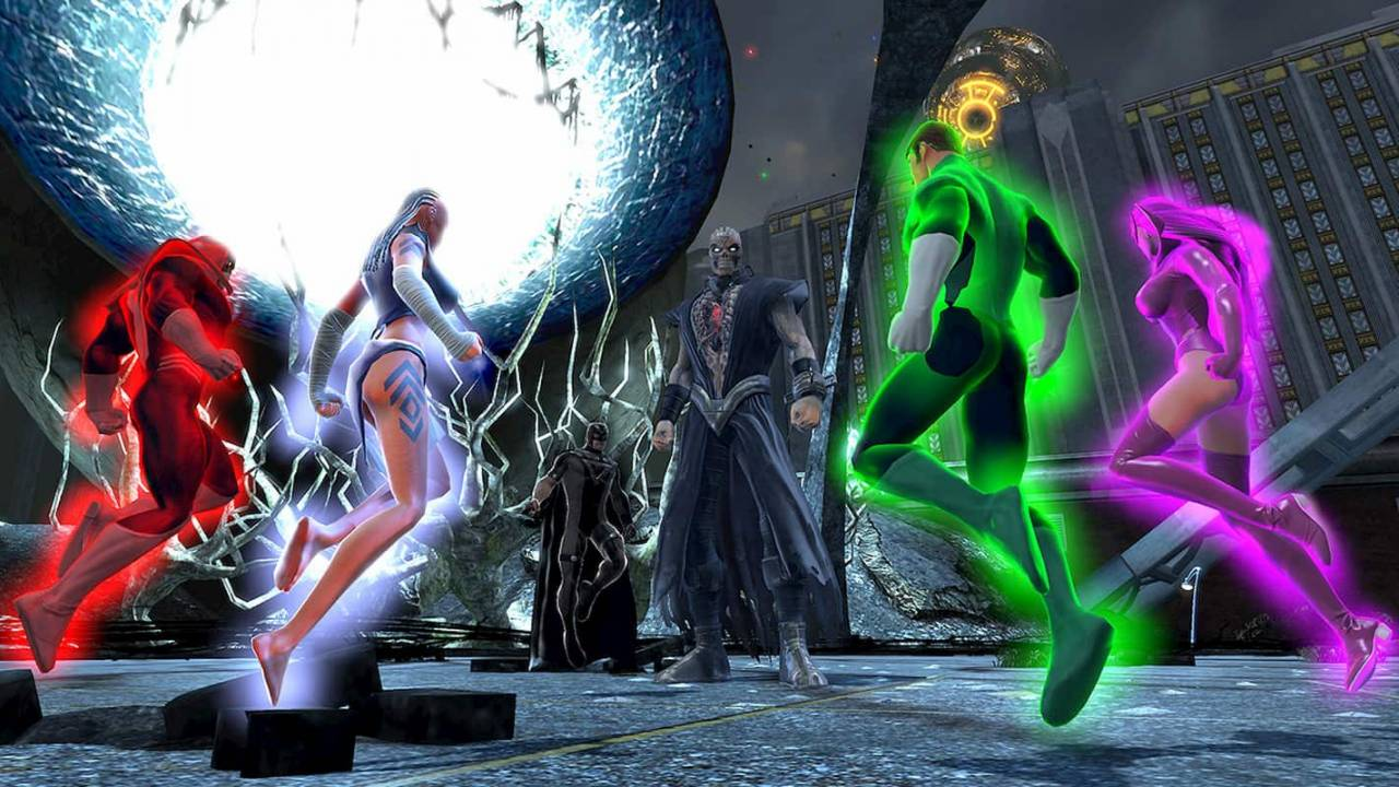DC Universe Online gets a revival on Nintendo Switch today