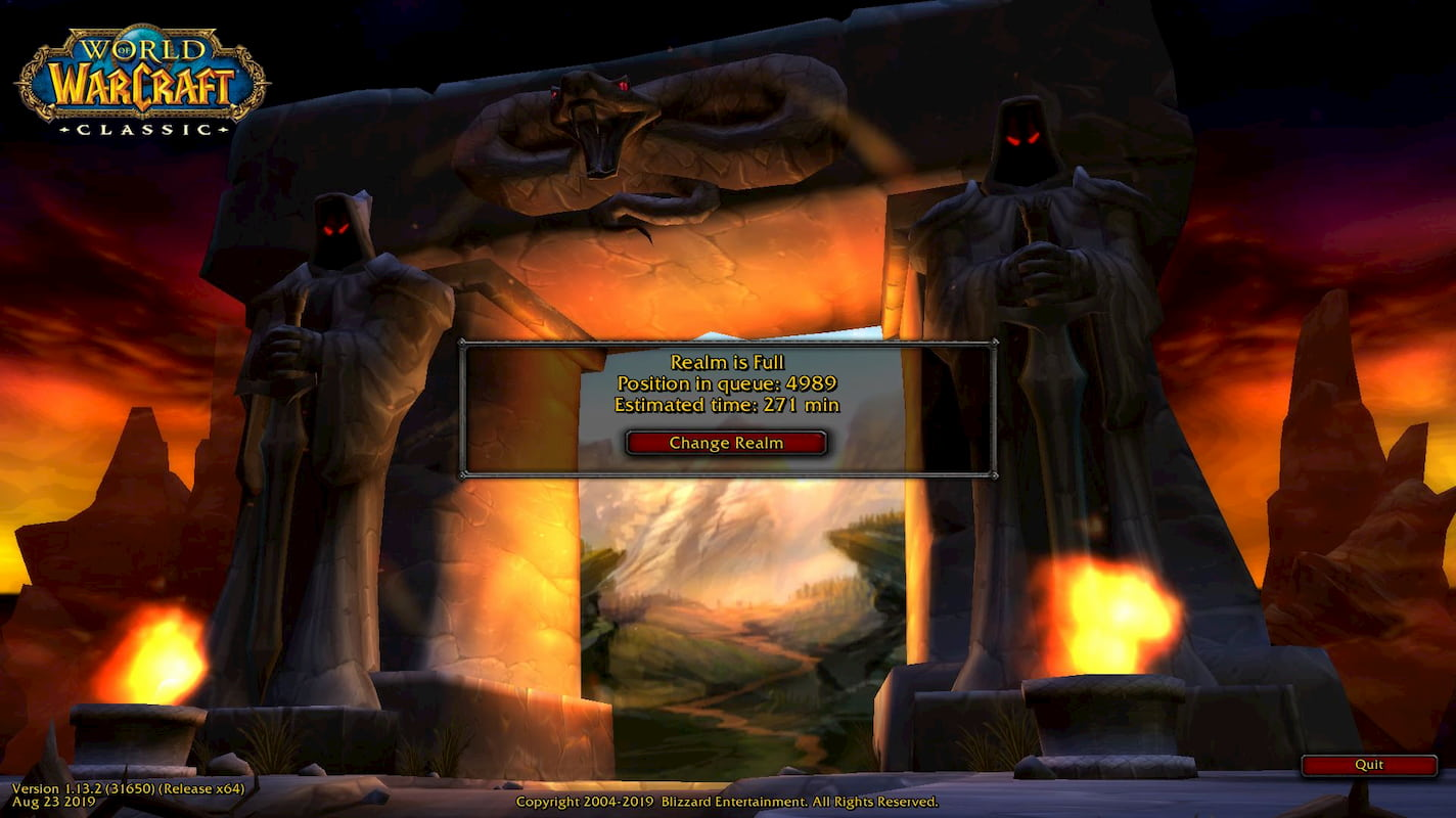How to remotely queue for WoW Classic while you work - SlashGear