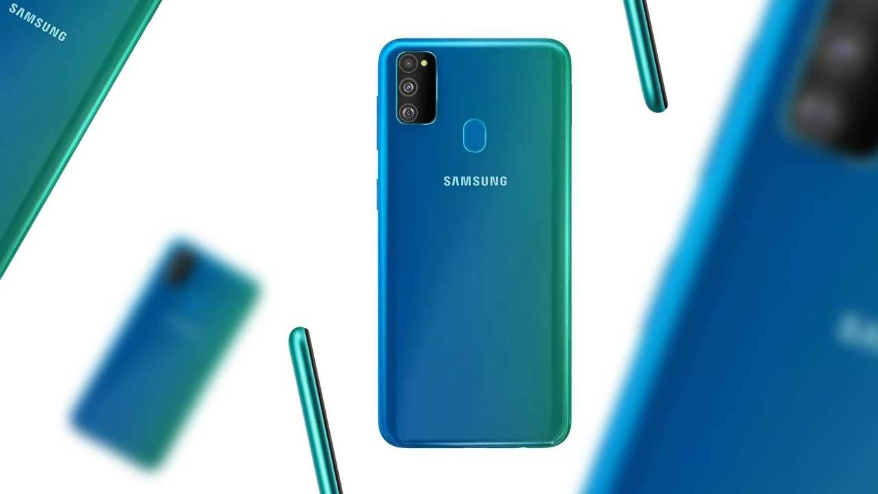 Samsung Galaxy M30s leaked renders show off triple cameras
