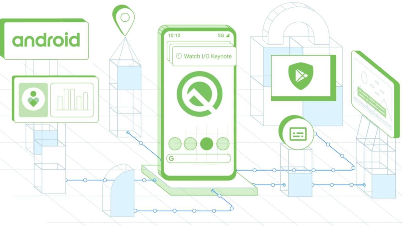 Android Q AMA reveals desktop mode vision, time-based dark mode problem