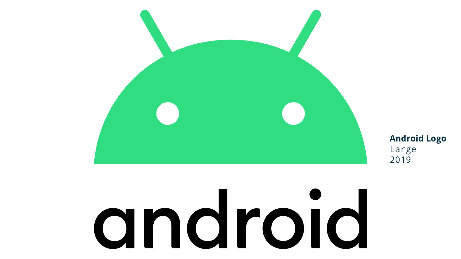 New Android Logo And Brand Update For 2019 Slashgear