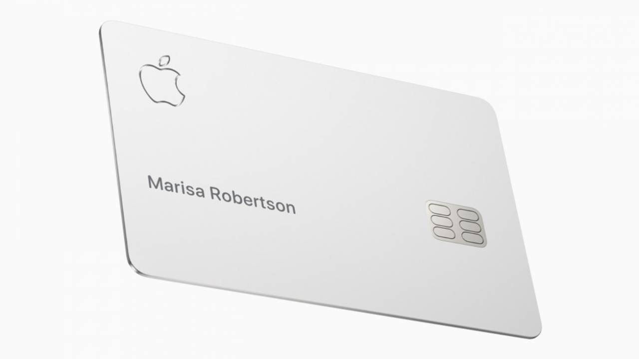 Apple Card accounts can't be accessed or paid via web browsers