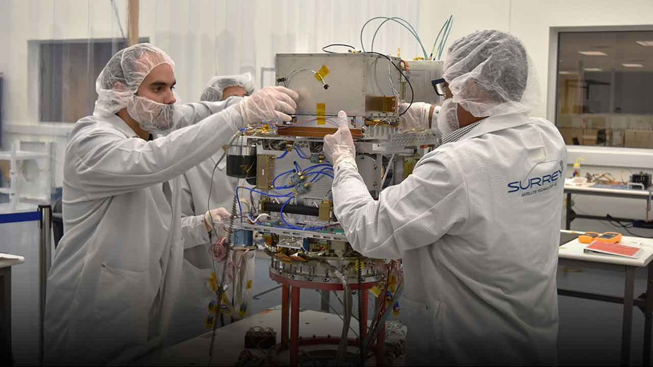 NASA switches on its Deep Space Atomic Clock