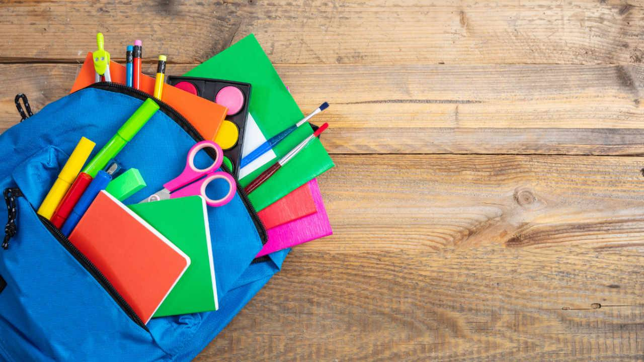 Amazon initiative makes it easy to donate backpacks with school supplies
