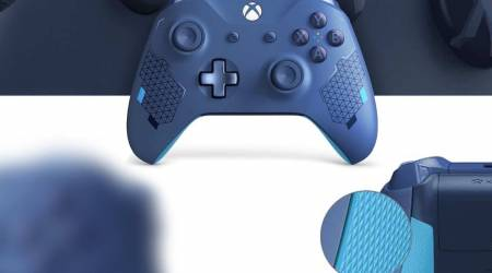 New Microsoft Xbox One controllers revealed in black and blue