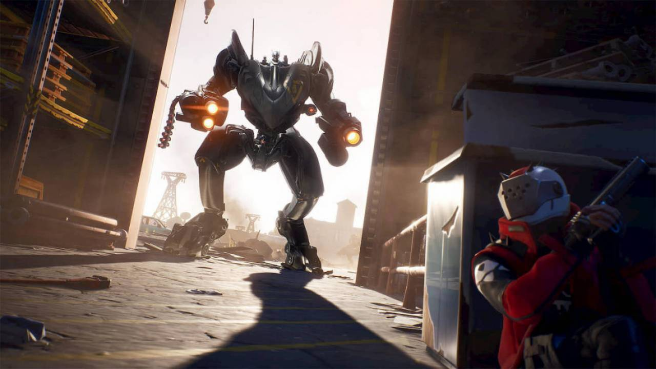 Epic explains why it's keeping controversial Fortnite BRUTE mech suit