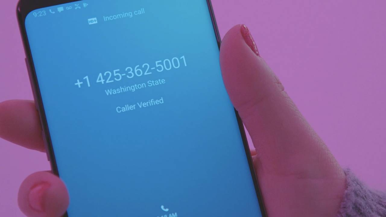 AT&T and T-Mobile just switched on cross-network robocall verification