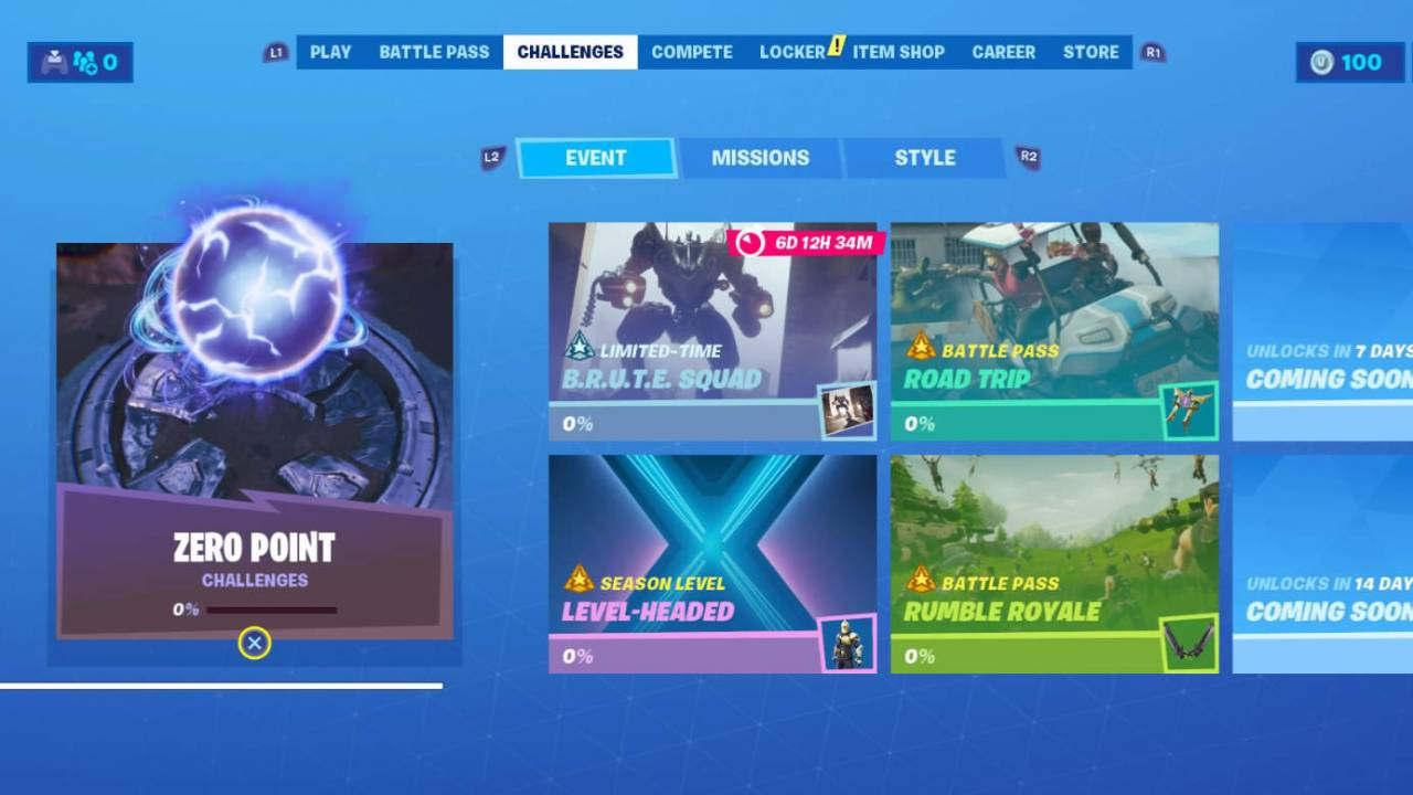 Fortnite Season X challenges explained: Limited-Time and Prestige missions