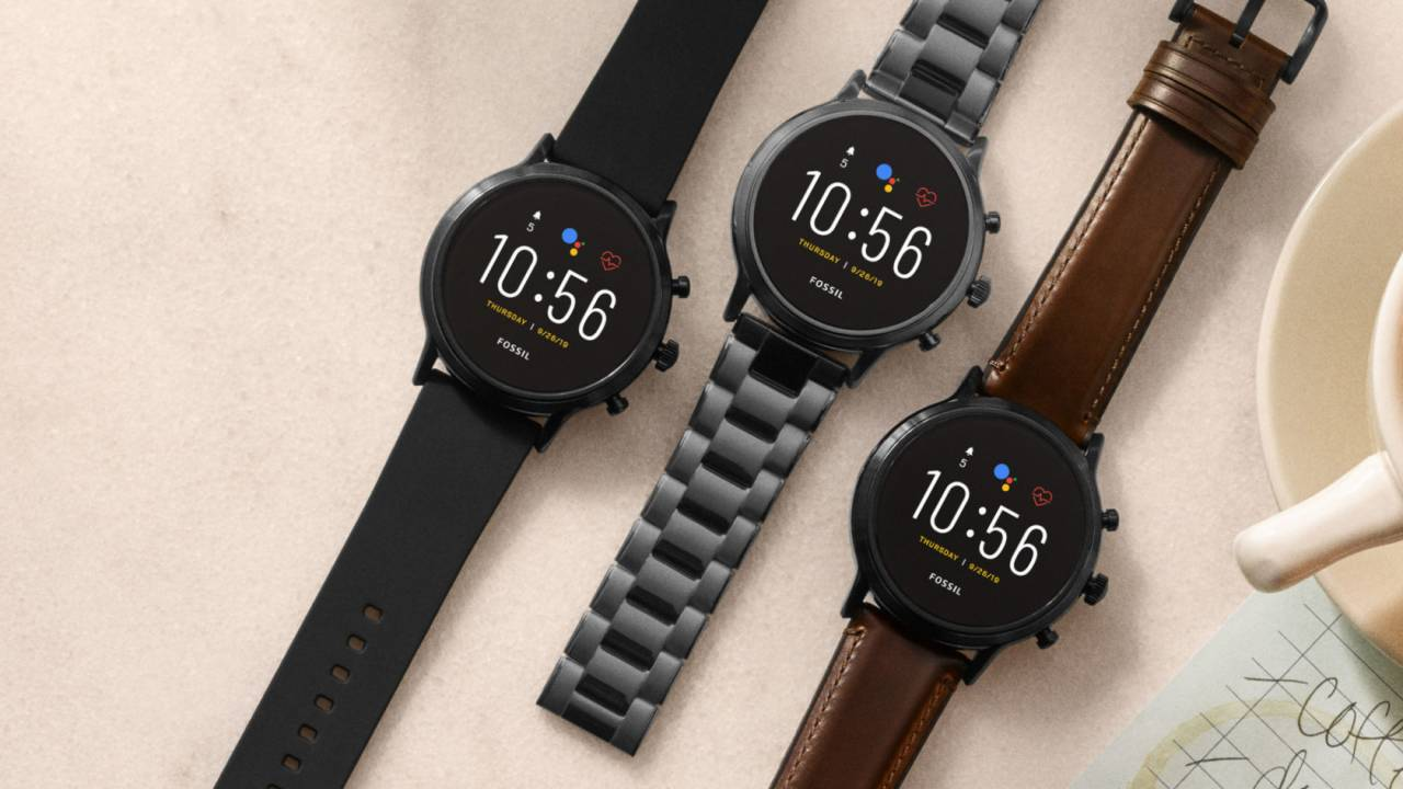 Fossil Gen 5 E Wear OS smartwatches dispatched