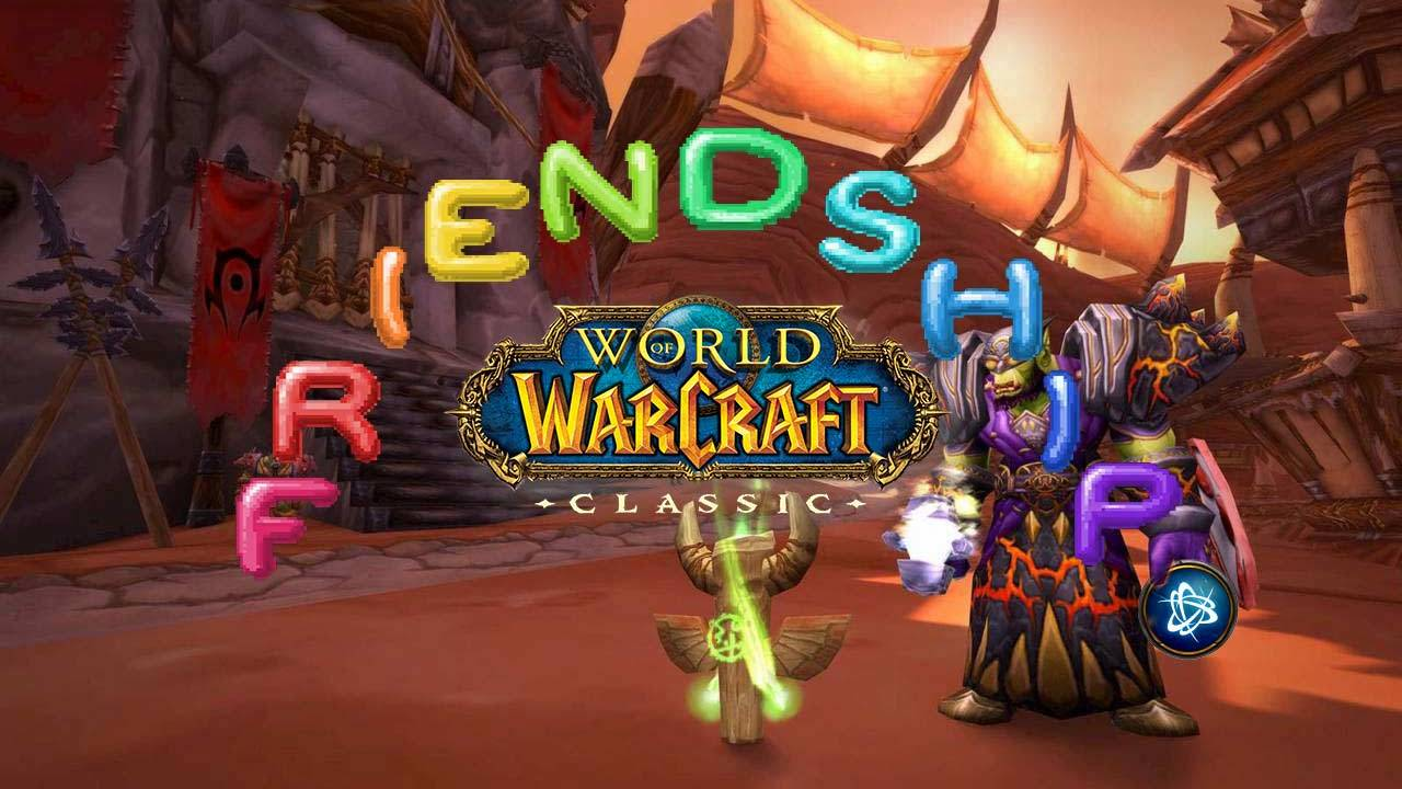 World of Warcraft Classic has been a very wholesome experience so far
