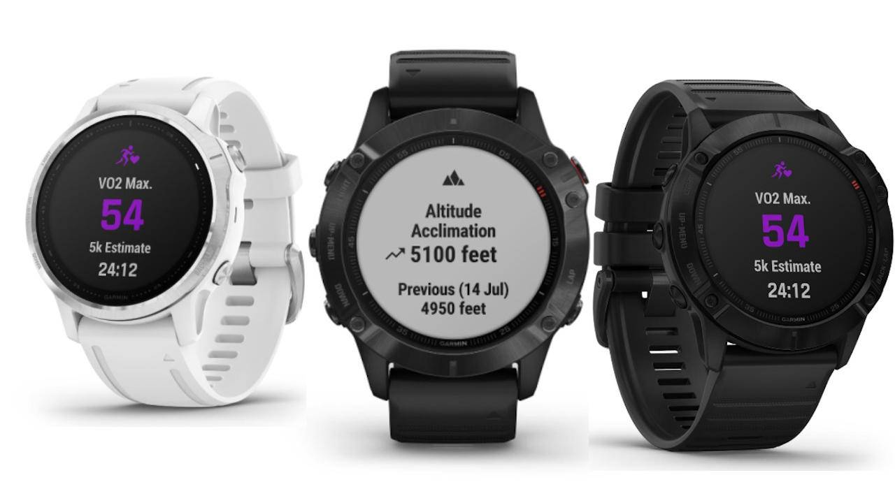 Garmin Fenix 6 series to offer athletes a smartwatch to call their own