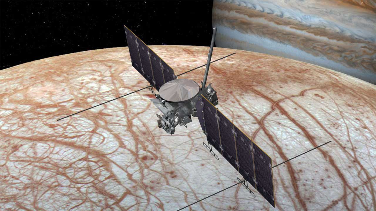 NASA confirms Europa Clipper mission's next phase