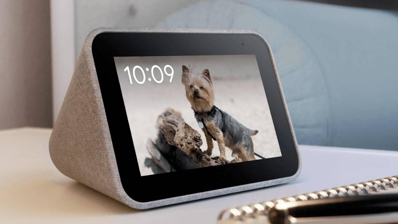 Lenovo Smart Clock has become a better Google Nest Hub rival