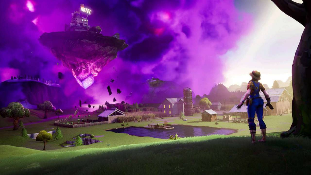Multiple Fortnite leaks hint at the return of 'Kevin' the cube