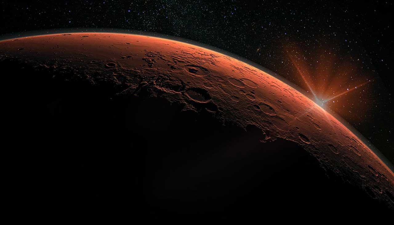Mars methane not released by wind says scientists - SlashGear