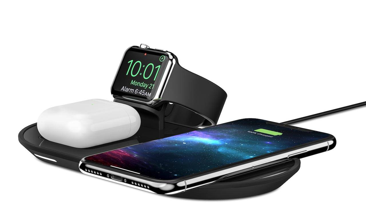 Mophie S Airpower Style Wireless Charging Pads Will