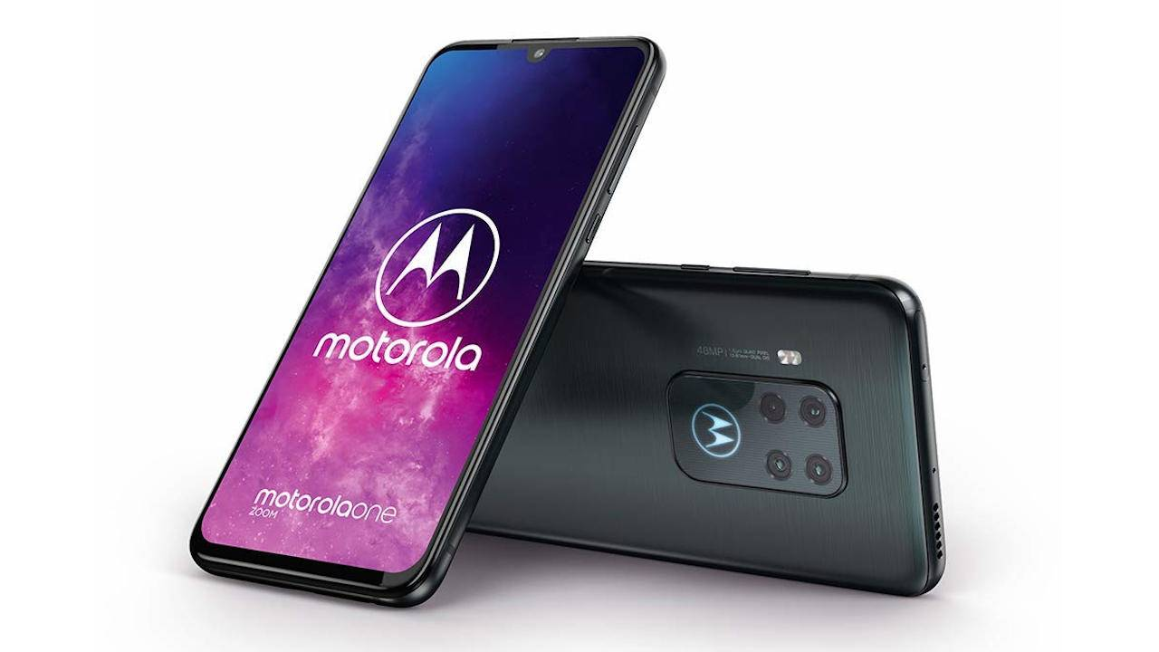 Motorola One Zoom rumor brings a mixed bag of features