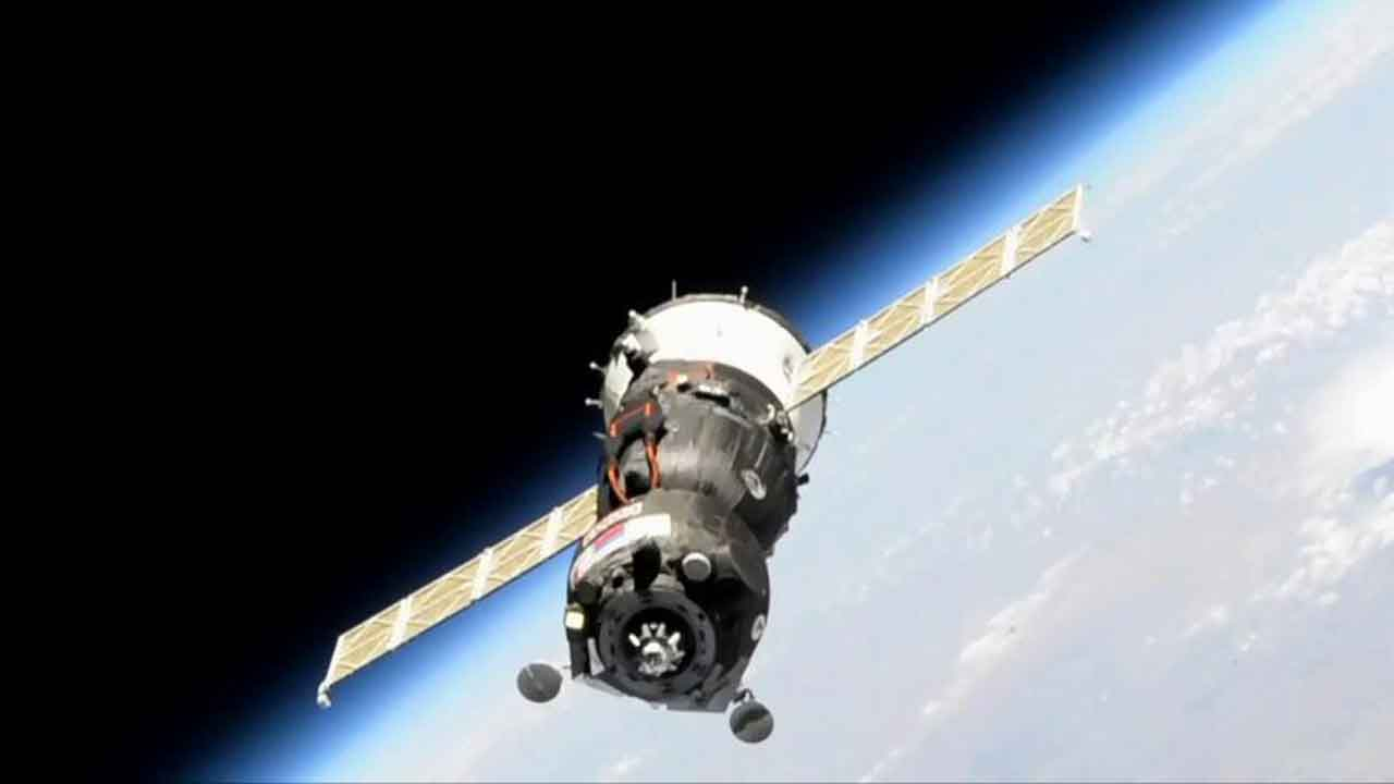 Second Soyuz MS-14 docking attempt was a success