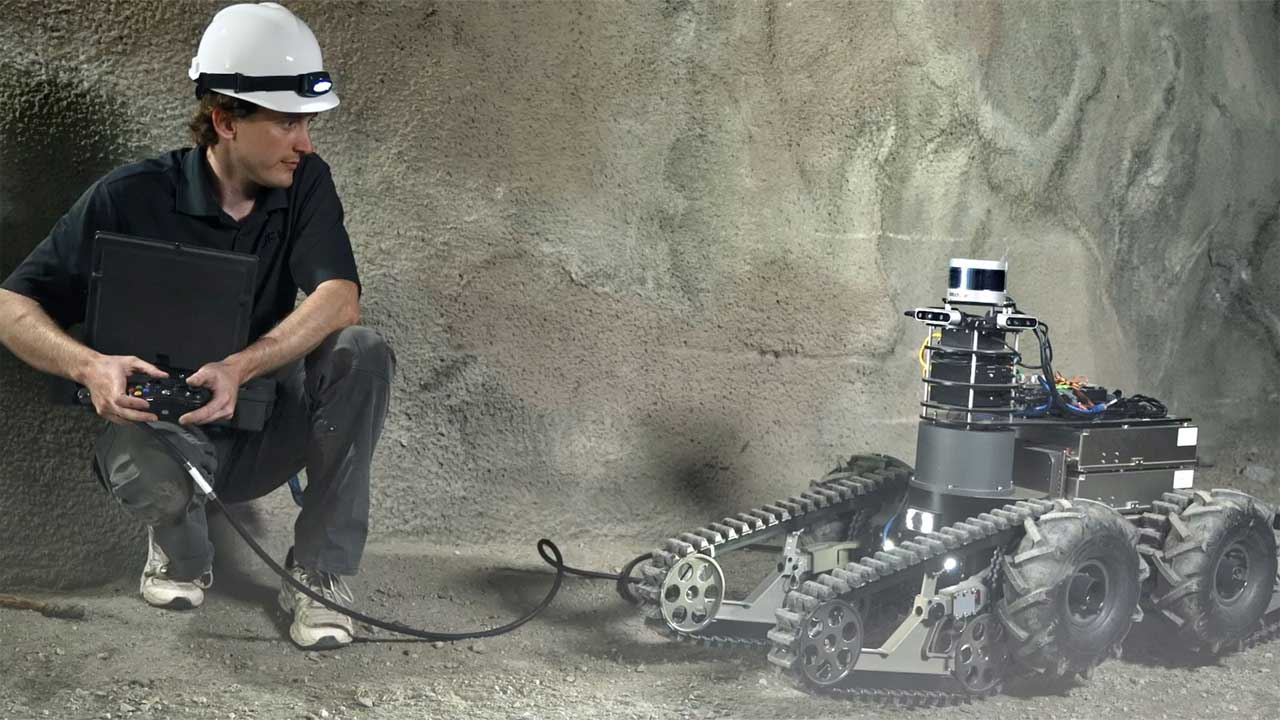 DARPA Subterranean Challenge kicks off tomorrow