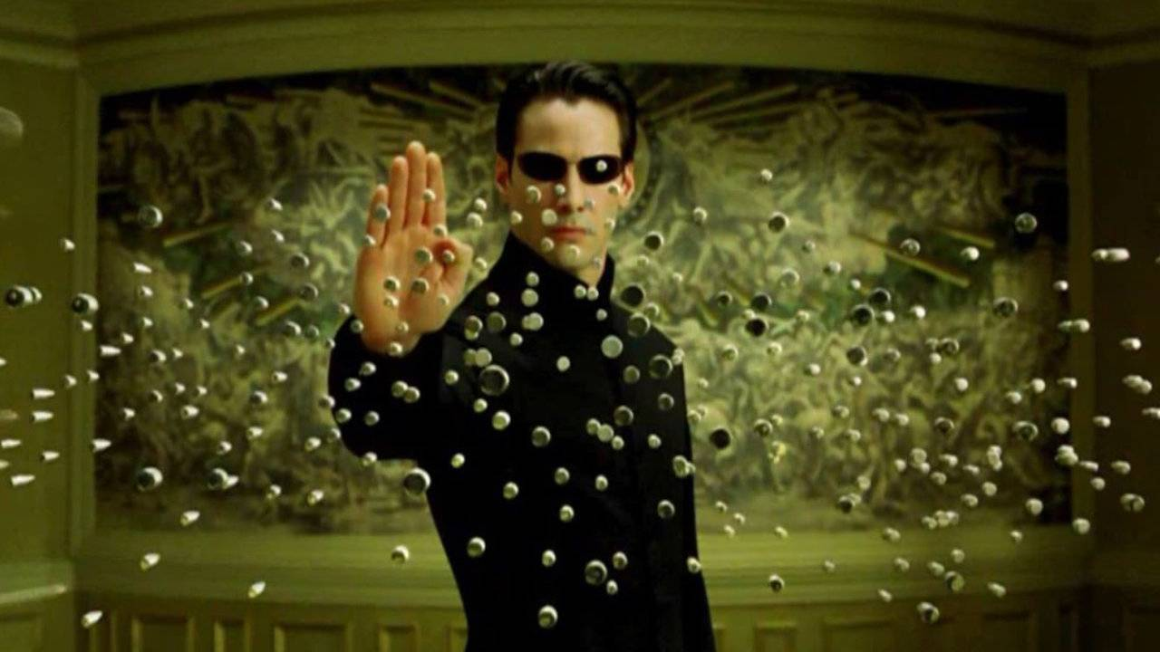 'The Matrix' will return to theaters for its 20th anniversary