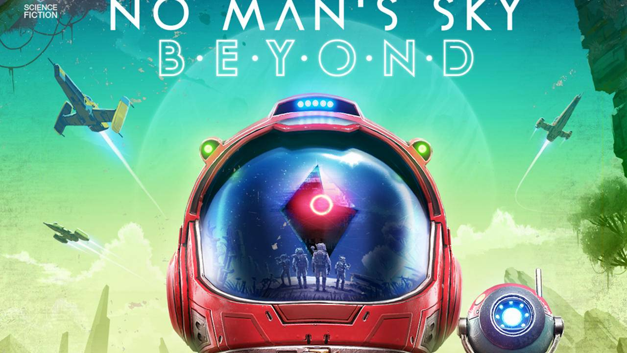 No Man's Sky BEYOND is off to a rocky start
