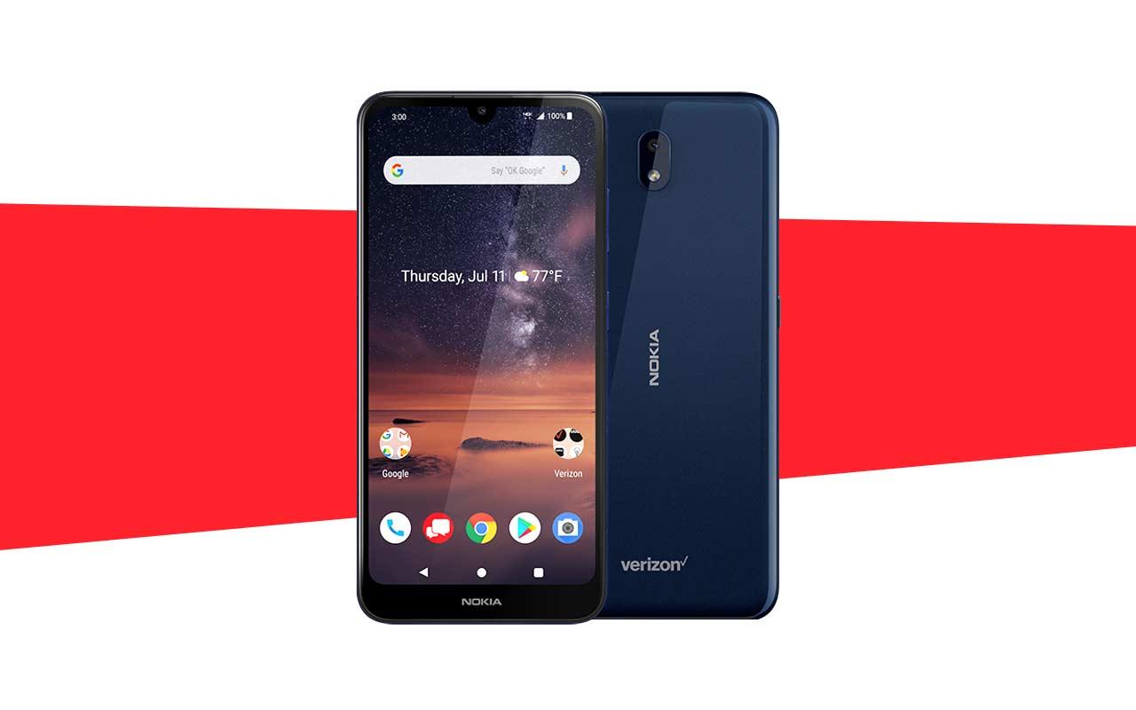 Nokia 3 V Verizon Phone De Emphasizes Cameras Slashgear