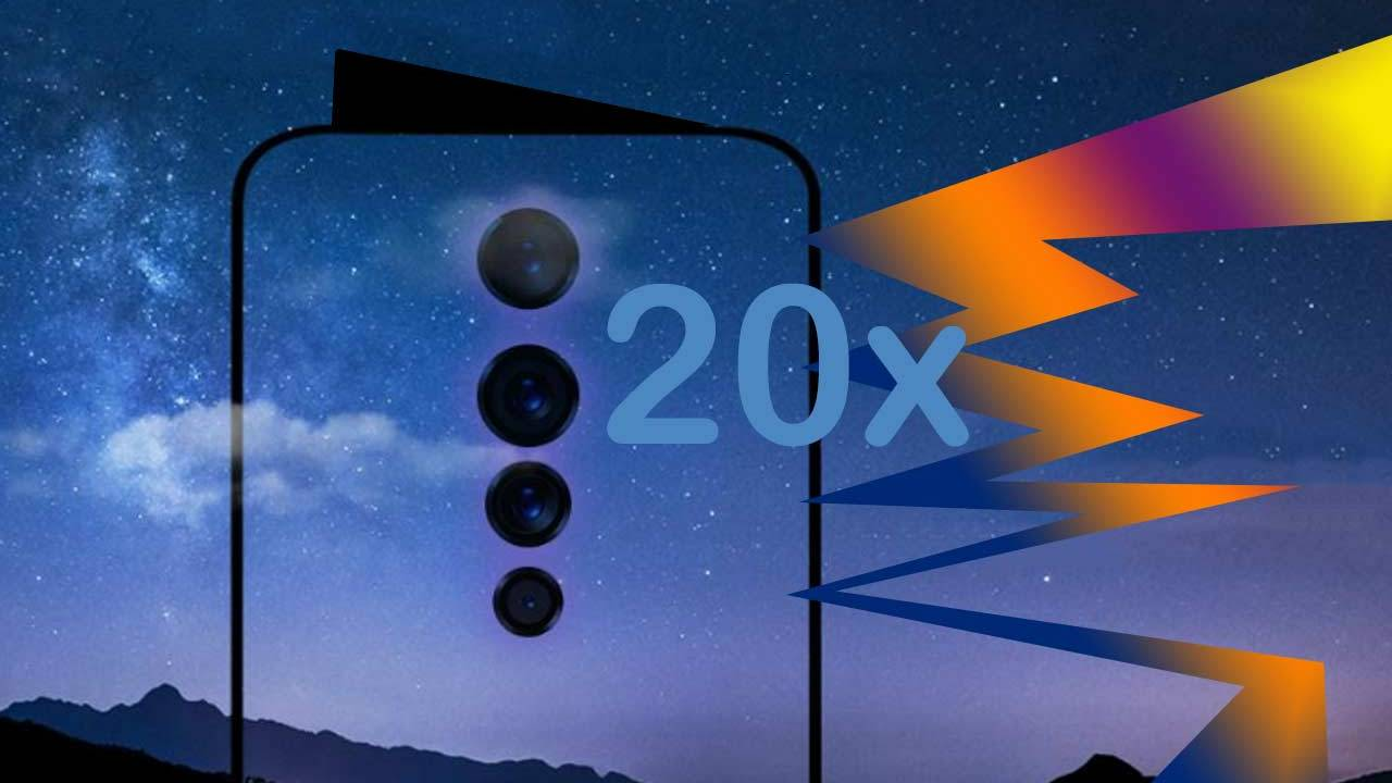 OPPO Reno 2 to double-down with 20x zoom, more shark fin