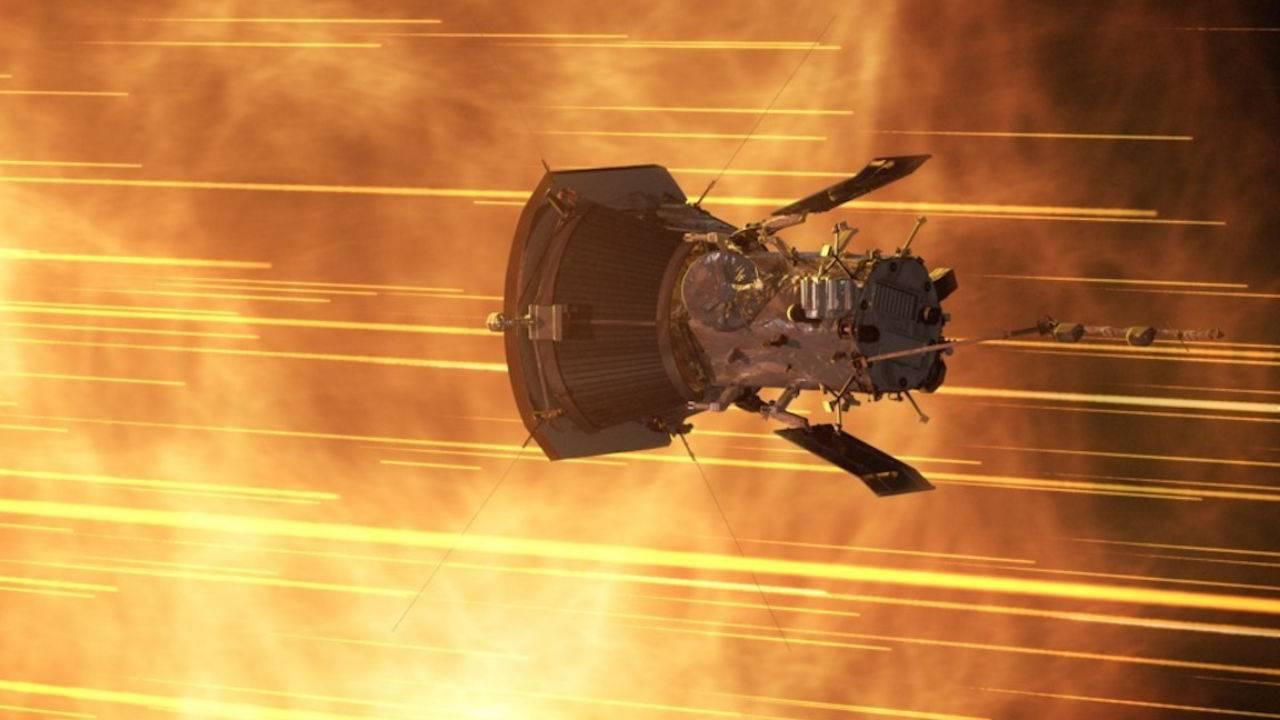 NASA's Parker Solar Probe sends back 22GB of data on Sun flybys