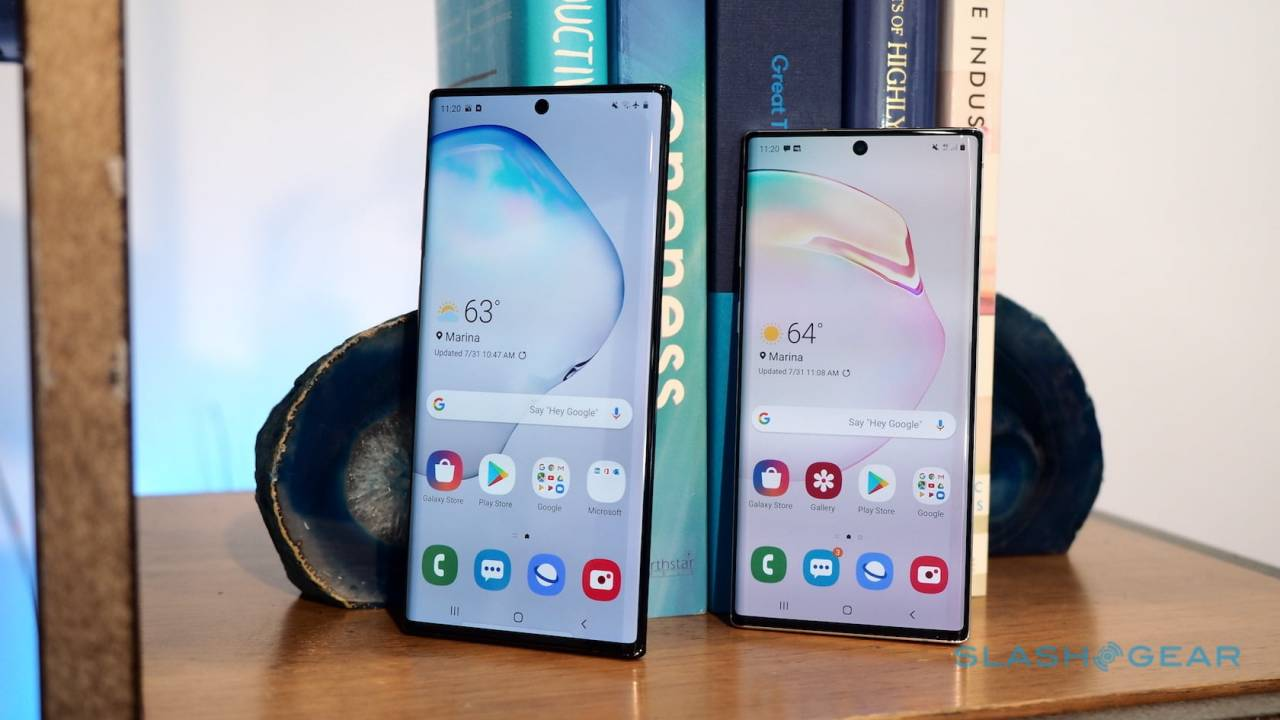 Galaxy Note 10+ rated display and camera king, but not for long