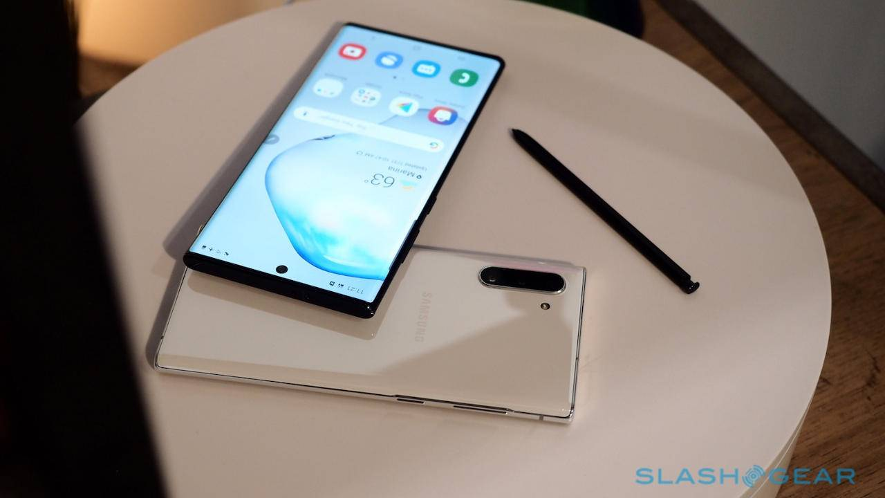 Galaxy Note 10 ads pester Samsung users to upgrade