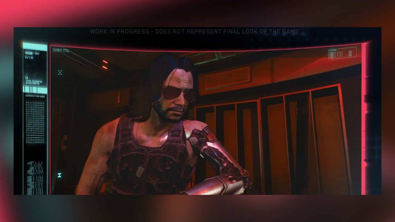 Cyberpunk 2077 deep dive gameplay trailer reveals more Keanu