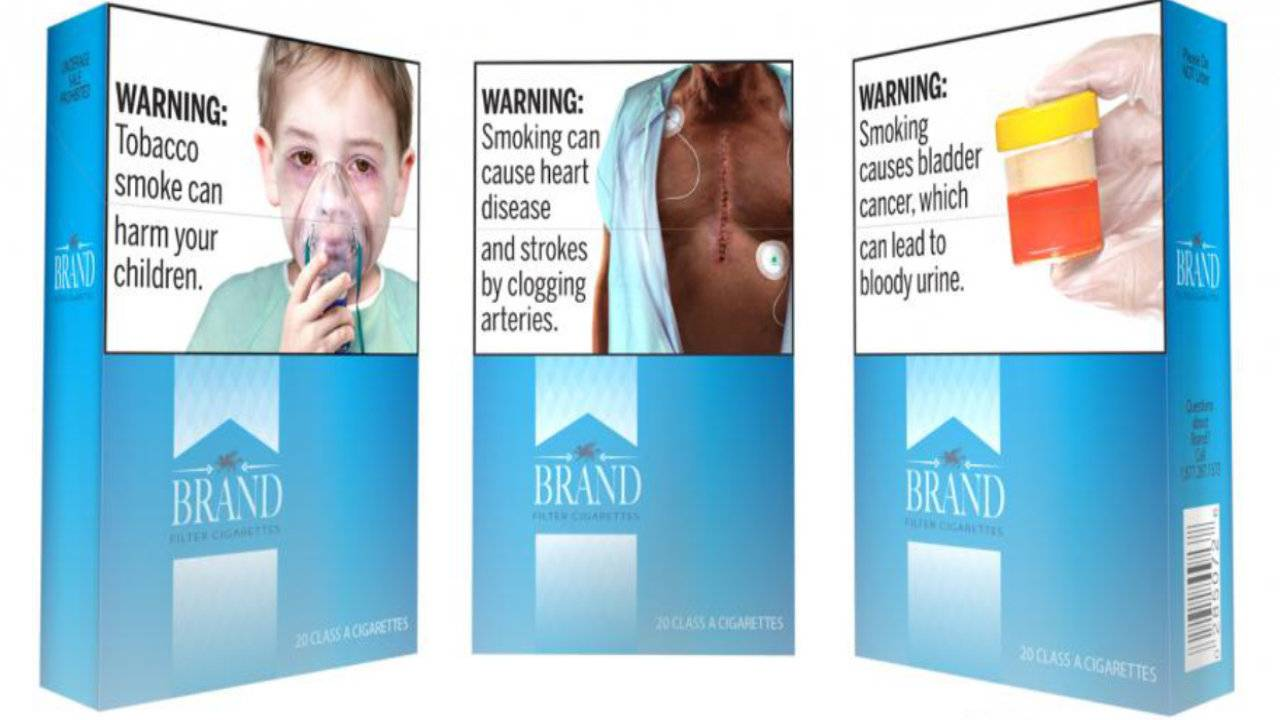 FDA proposes gruesome cigarette packs to freak out smokers
