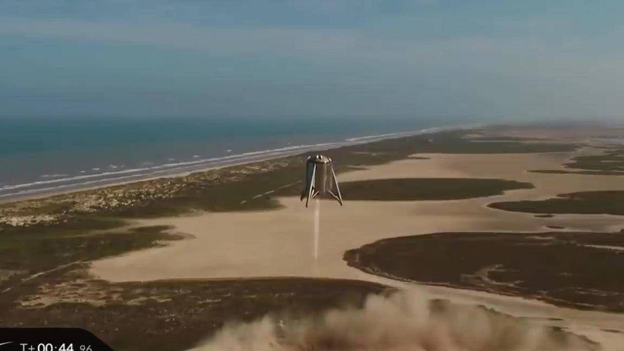 SpaceX Starhopper makes highest, longest, and final untethered hop