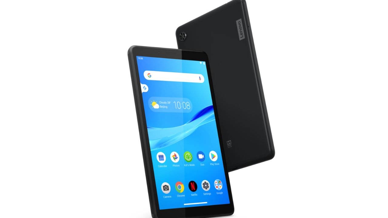 Lenovo Tab M7 and M8 tablets pack LTE, GPS, and long battery