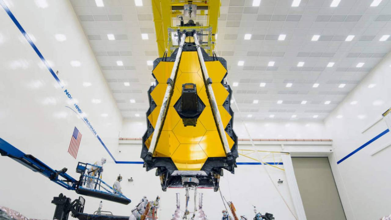 NASA says James Webb Space Telescope has been assembled following delay