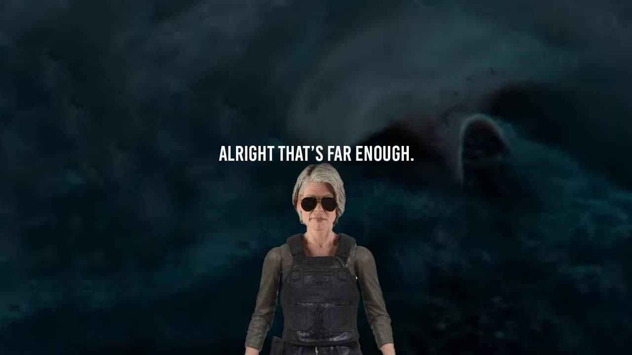 Full Terminator Dark Fate trailer: 3 reasons you should avoid