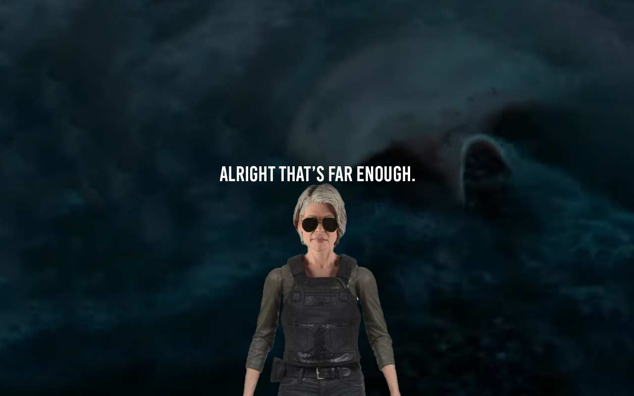 Full Terminator Dark Fate trailer: 3 reasons you should avoid - SlashGear