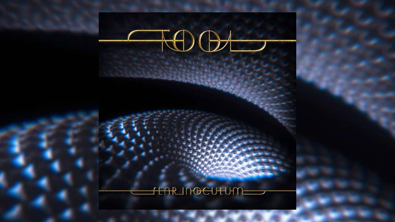 TOOL Fear Inoculum Limited Edition CD released today with a charging cord