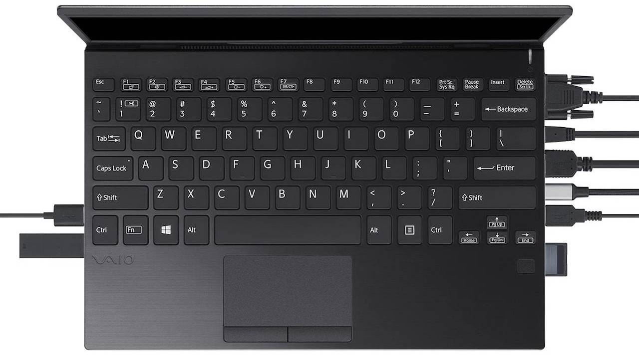 VAIO SX12 lands in US with ports to shame a MacBook Air