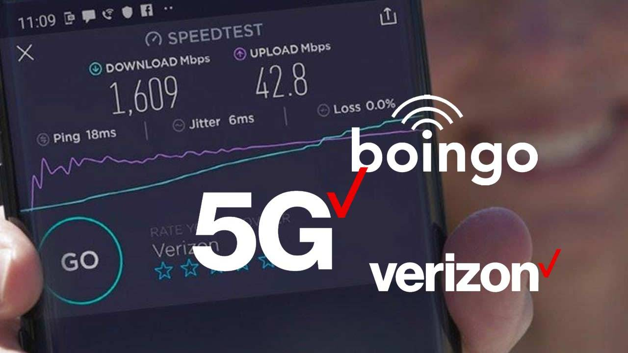 Verizon 5G starts filling the gaps with clever Boingo deal