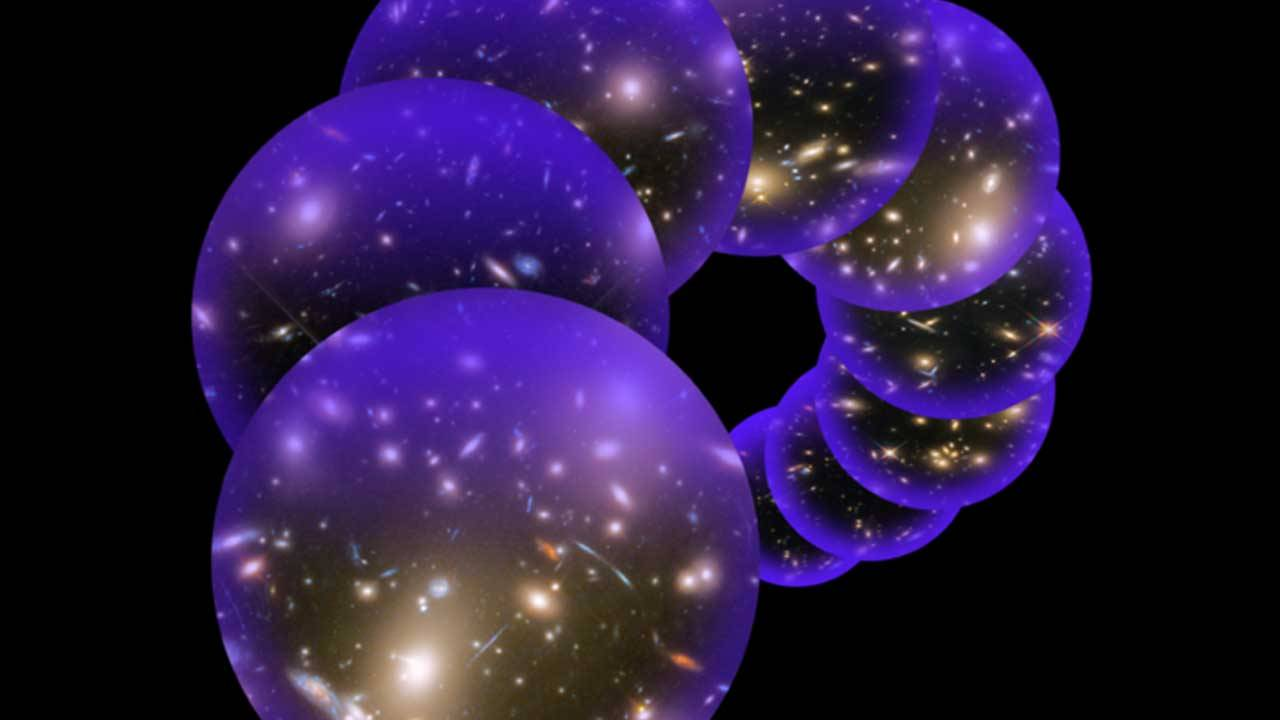 Scientists develop virtual universe machine to study galaxy formation