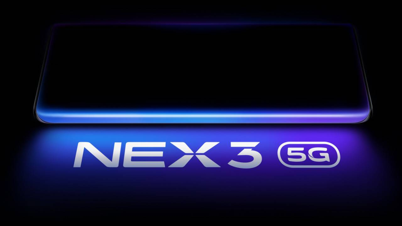 Vivo NEX 3 5G might be taking two steps forward, one step back