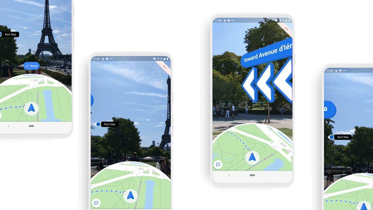Google Maps magical Live View opens to iOS this week