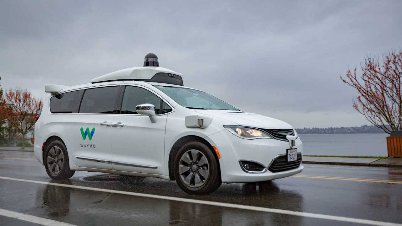 Waymo adds Florida for heavy rain testing