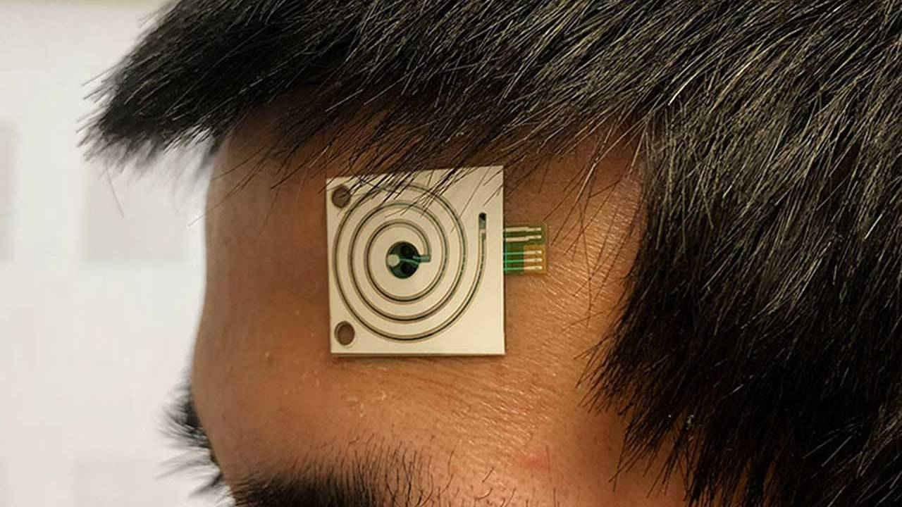 UC Berkeley sensor can measure sweat in real-time