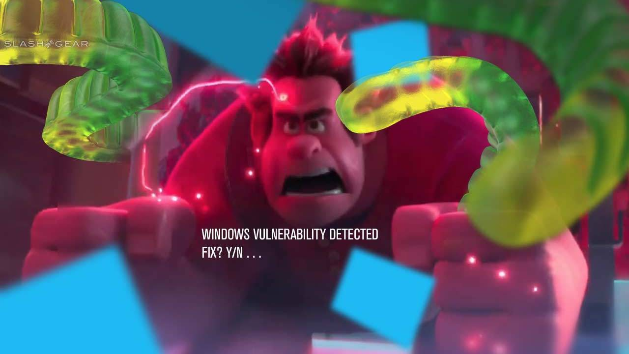 Windows 10 update sandbags your PC for worms - SlashGear