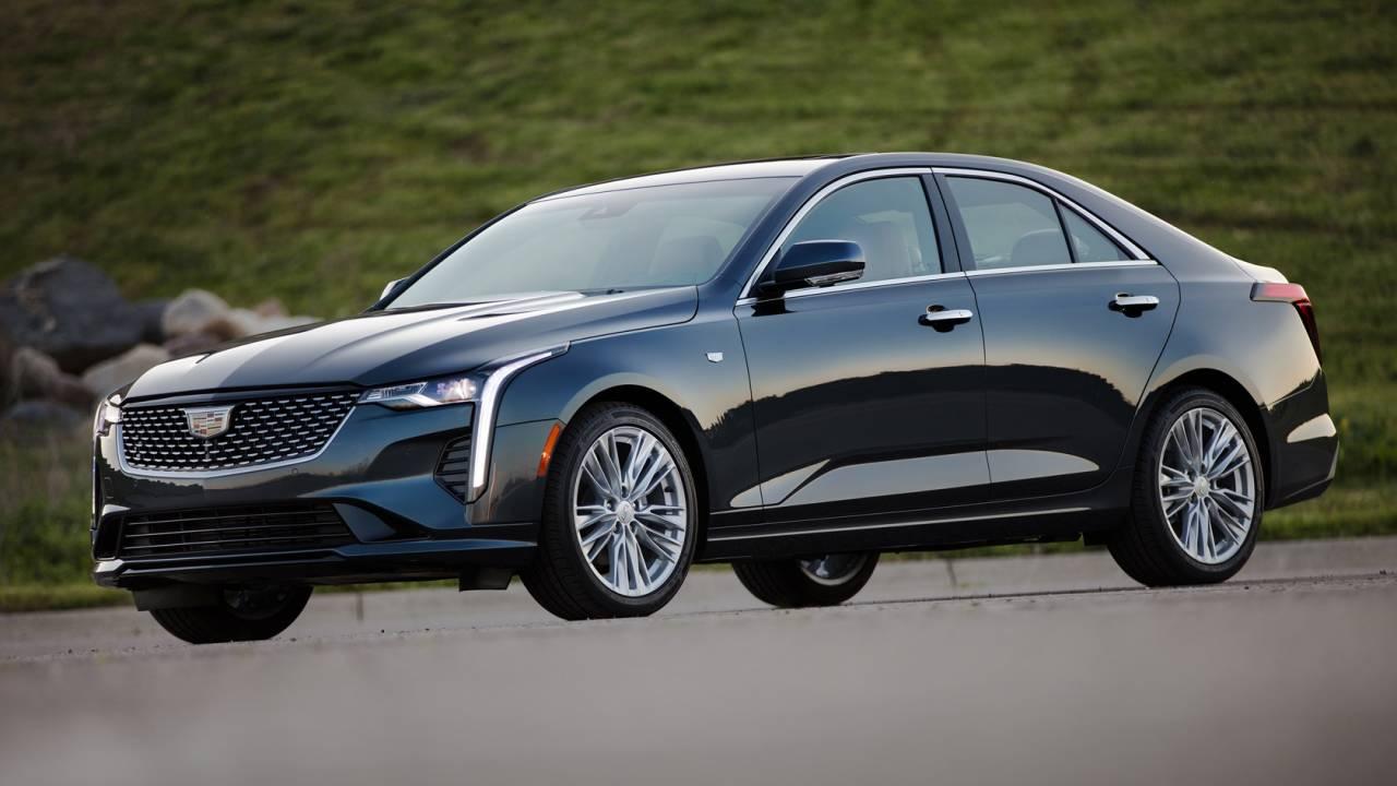 2020 Cadillac CT4 Gallery - SlashGear