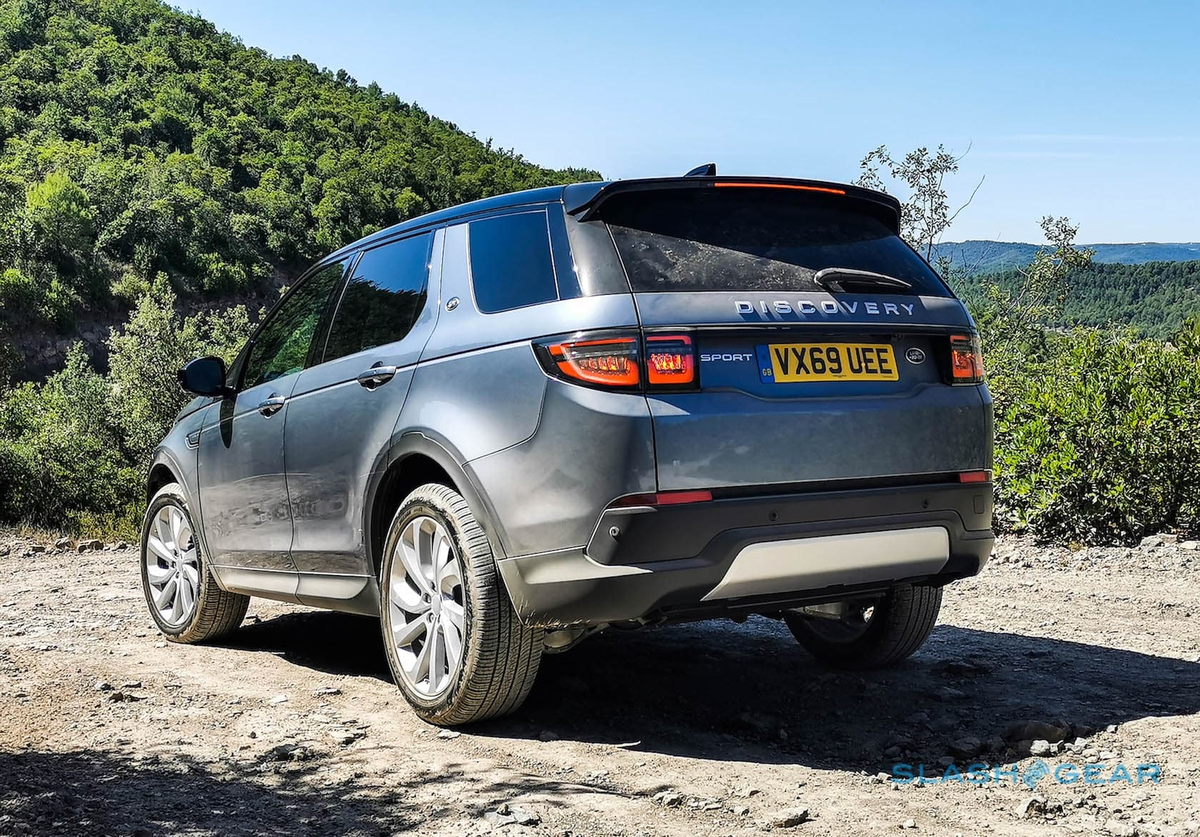 Image result for images of 2020 land rover discovery sport